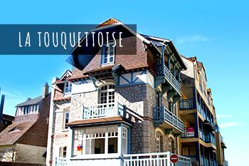 voir la villa Touquettoise
